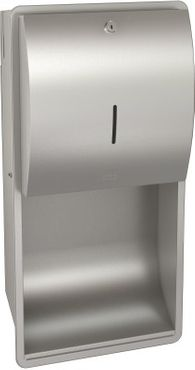 Franke paper towel dispenser STRX 600 stainless steel for flush mounting – Bild 1