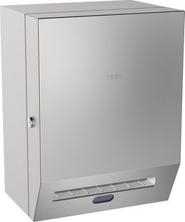 Franke paper towel dispenser RODX630 stainless steel for surface mounting – Bild 1