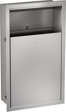 Franke waste bin RODX605EE 23l made of stainless steel for flush mounting – Bild 1