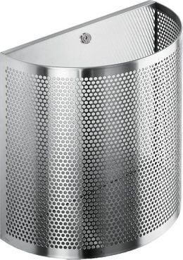 Franke waste bin BS610 made of stainless steel for wall mounting – Bild 1
