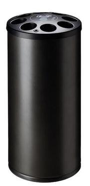 Rossignol Multigob mangangrauer Bechersammler aus Stahl mit oder ohne Abfallkorb  – Bild 1