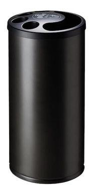 Rossignol Multigob mangangrauer Bechersammler aus Stahl mit oder ohne Abfallkorb  – Bild 2