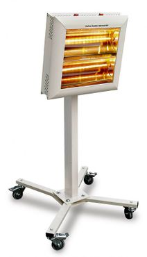 Infralogic infrared-heater HeliosRobot Teleskope 3000W and IP 20