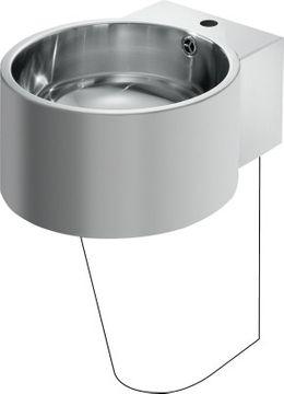 Franke Waschtisch BRC390SF aus Chromnickelstahl zur Wandmontage mit Überlauf – Bild 1