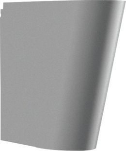 Franke siphoncover SC140HP made of stainless steel for wall mounting – Bild 1
