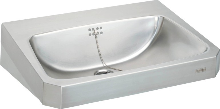franke washbasin wt600c from the line anima made of stainless steel hospitality industry. Black Bedroom Furniture Sets. Home Design Ideas