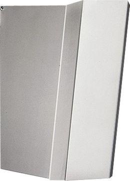 Franke Siphonabdeckung ANMX210 aus Chromnickelstahl zur Wandmontage – Bild 1