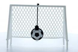 SET Urinal-Sieb und Fußballtor geeignet für alle Fußballfans und Vereine – Bild 2
