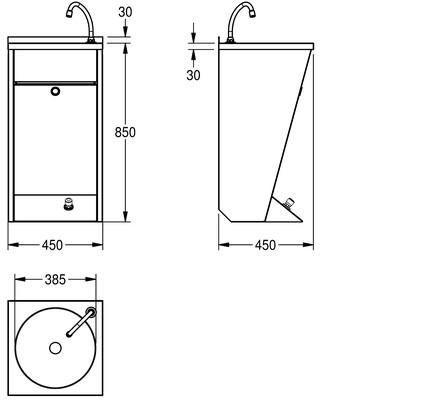 Wastafel badkamer hoogte het beste van huis ontwerp inspiratie - Lavabos ontwerp ...