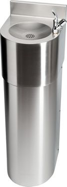 Franke stainless steel drink fountain ANMX303 for wall mounting – Bild 1