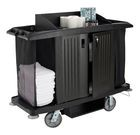 Housekeeping cart large, Rubbermaid – Bild 2