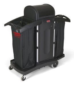Rubbermaid Kunststoff Hotelwagen mit hoher Sicherheit – Bild 1
