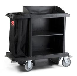 Housekeeping cart medium, Rubbermaid