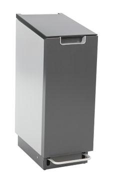 Connector Bin Kick feuerfest aus Aluminium 55 Liter – Bild 1