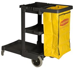Janitor cart, Rubbermaid