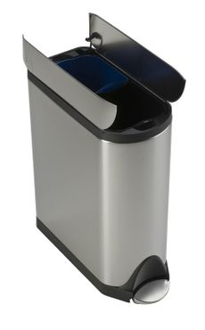 Butterfly Recycler 2 x 20 litres, Simplehuman