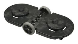 Brute Dolly Tandem, Rubbermaid