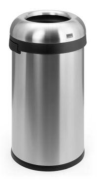Simplehuman Open Top Abfallbehäler 60 Liter