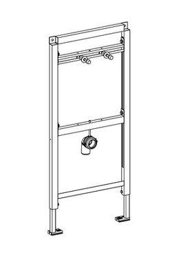 Franke Installatie-element CMPX137 voor afzonderlijke montage op droogbouwplaten – Bild 2