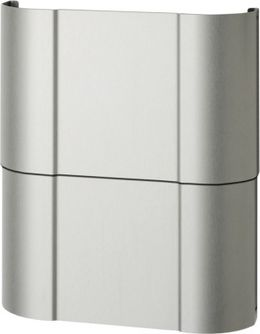 Franke stainless steel housing extension for shower panels made of stainless steel – Bild 1