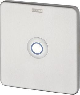 Franke A3000 open timer-controlled DN 20 WC flush fitting for in-wall mounting – Bild 1