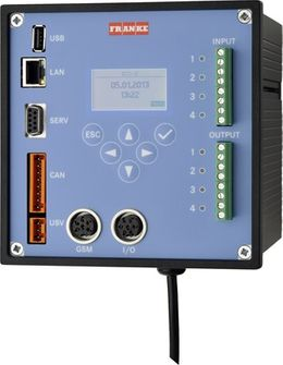 Franke function controller with Ethernet and CAN bus connection for fittings level – Bild 1