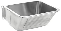 Franke general purpose utility sink for wall mounting made of stainless steel – Bild 1