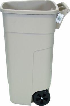 RUBBERMAID Mobiler Rollcontainer Korpus, Farbe Beige ohne Deckel