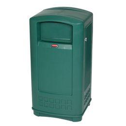 RUBBERMAID waste bin Landmark Junior™ made of polyethylene in diff. colors – Bild 1