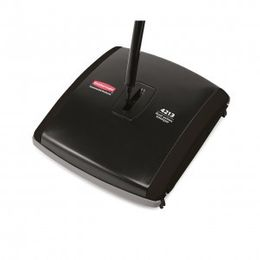 RUBBERMAID dual action sweeper made of steel and plastic in black – Bild 2