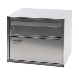 Wall mounted mailbox - 2 compartments – Bild 5