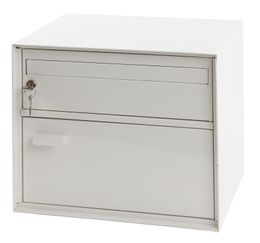 Wall mounted mailbox - 2 compartments – Bild 1