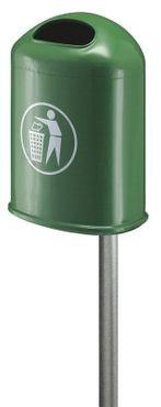 Abfalbehälter für draußen 45 Liter – Bild 1