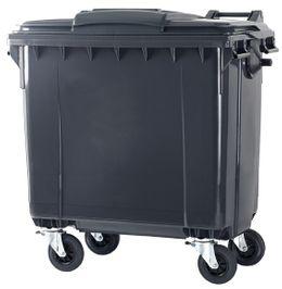Container 770 Liter flachem Deckel – Bild 3