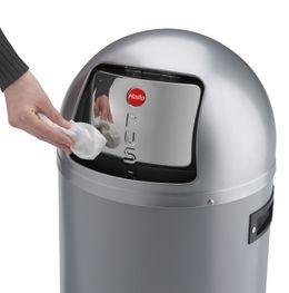 KickMaxx, Hailo Tritt-Mülleimer 50 Liter – Bild 3