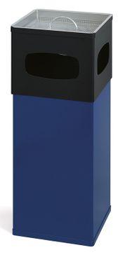 Ascher-Papierkorb 50L aus Aluminium – Bild 1