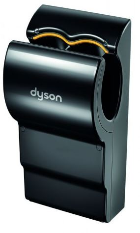 dyson airblade ab14 black limited edition made of abs polycarbonat 1600w sanitary equipment. Black Bedroom Furniture Sets. Home Design Ideas
