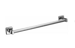 Bobrick B-674x18 / x24 surface mounted towel bar of bright finish stainless steel – Bild 1