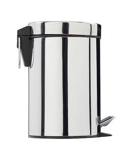 Rossignol Essencia Treteimer 3 Liter in Edelstahl oder Weiß mit Innenbehälter – Bild 6