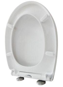 Rossignol Duplex WC-Sitz mit antibakterieller Behandlung und doppelter Fallsicherung – Bild 3