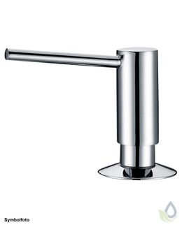 Proox® ONE pure PU-148-CR countertop mounted soap dispenser 0,5L chrome plated  – Bild 1