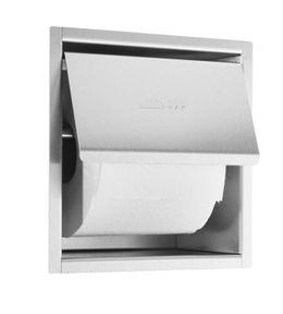 RVS toiletrolhouder WP157 voor inbouw van Wagner-EWAR – Bild 1