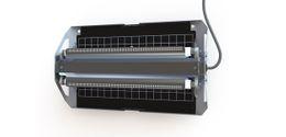 Genus Delta® 2 x 15 Watt hängende Insekten Lichtfalle mithilfe von Klebefolien  – Bild 3
