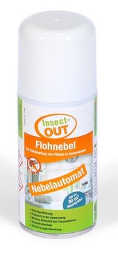 Insect-OUT® flea fog 150 ml - With the active ingredient of chrysanthemum - no fipronil – Bild 1