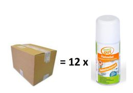 Set 1 carton with 12 x Insect-OUT® flea fog 150 ml - No fipronil included