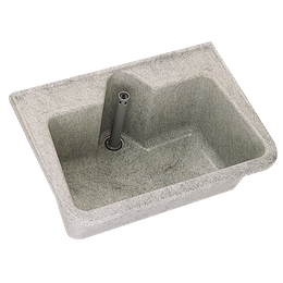 Franke Multi purpose sink bowl SIRIUS manufactured from glass fibre reinforced polyester – Bild 1