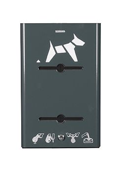 Rossignol Hygeca wall mounted dog waste bag dispenser available in 5 colours – Bild 5