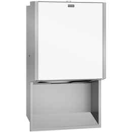 Franke paper towel dispenser for recessed mounting EXOS. available in 3 different versions – Bild 3