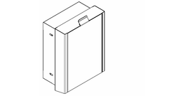 Franke Hygiene bins for recessed mounting EXOS. available in 3 different versions – Bild 5