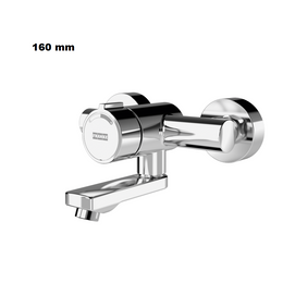 Franke F3S-Mix self-closing wall-mounted mixer F3SM1003 DN 15 Projection 160 mm – Bild 1